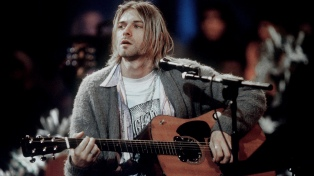 Pagaron 6 millones de dólares por una guitarra que Kurt Cobain utilizó en 1994