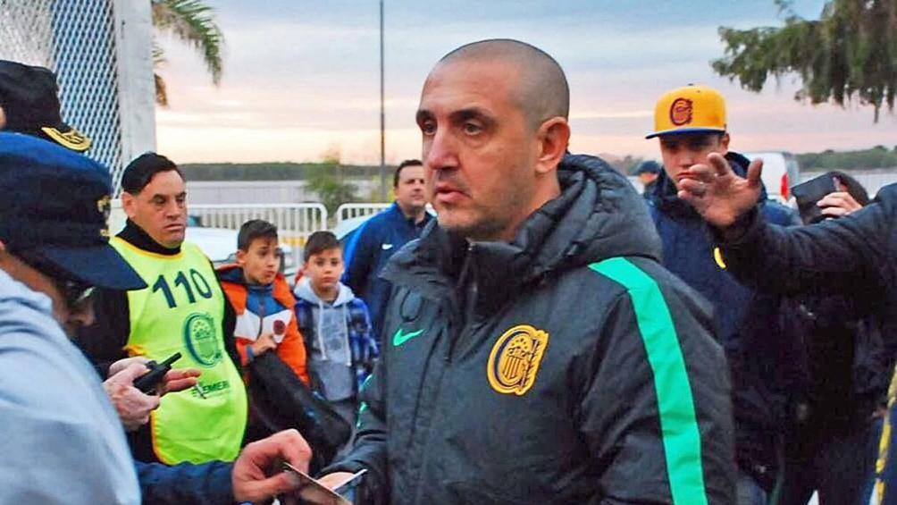 Detuvieron al jefe de la barrabrava de Rosario Central, acusado de lavado de activos