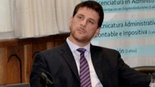 El ex director de Operaciones de la AFI Alan Ruiz se presentó a declaración indagatoria en Lomas