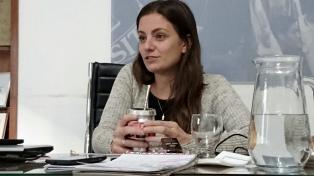 """Para Vanesa Siley """"es una barbaridad"""" que Eduardo Casal siga en el cargo de procurador"""