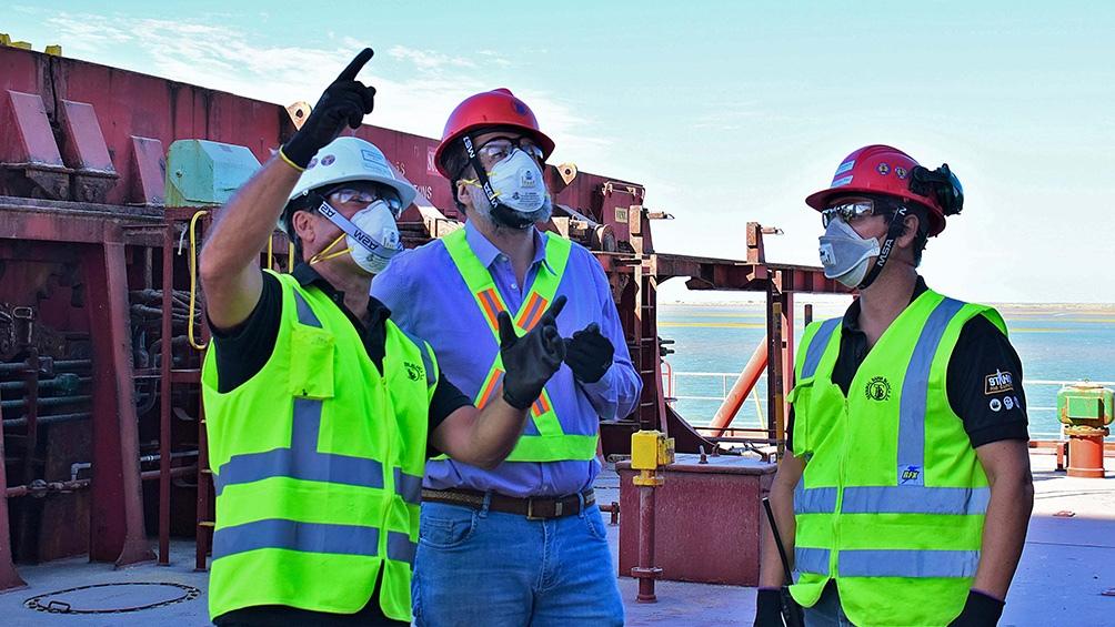 En 2020 la inversión en obras fue de 370 millones.