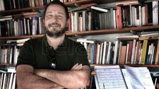 """Pedro Rey: """"Los libros que valen la pena son los que se quieren releer"""""""