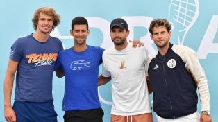 La ATP criticó la actitud de Djokovic