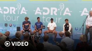 El polémico torneo en el que se contagió Djokovic y otras siete personas