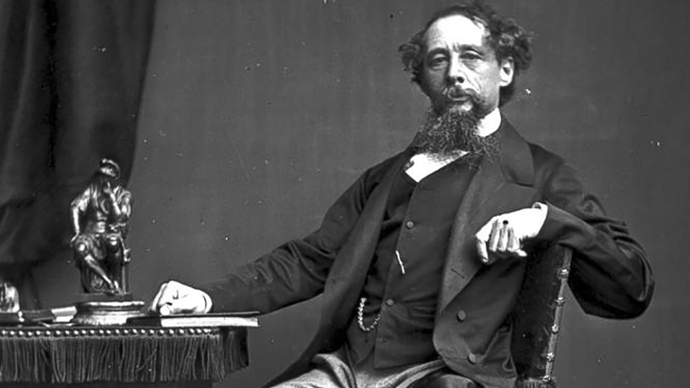 La problemática relación de Charles Dickens con las mujeres, eje de una  nueva biografía - Télam - Agencia Nacional de Noticias