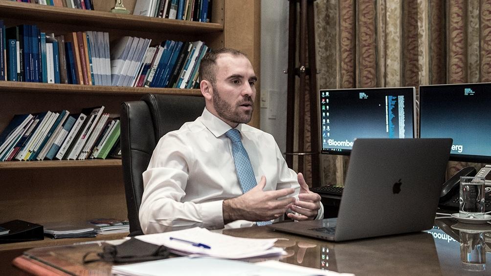 Guzmán sostuvo que hay una cantidad de acreedores que sí aceptan la oferta