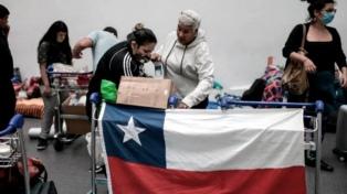 Campaña contra el rebrote en Chile, que sigue registrando contagios a la baja