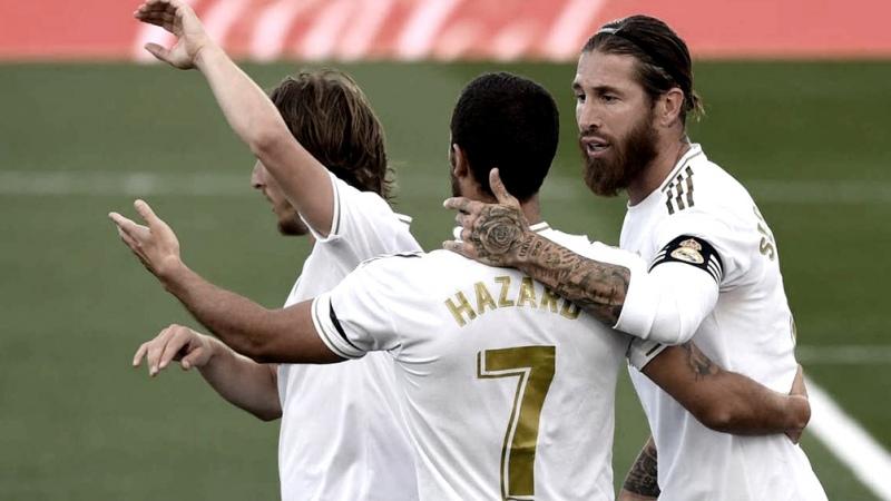 Real Madrid venció al Mallorca y recuperó la punta del torneo - Télam - Agencia Nacional de Noticias