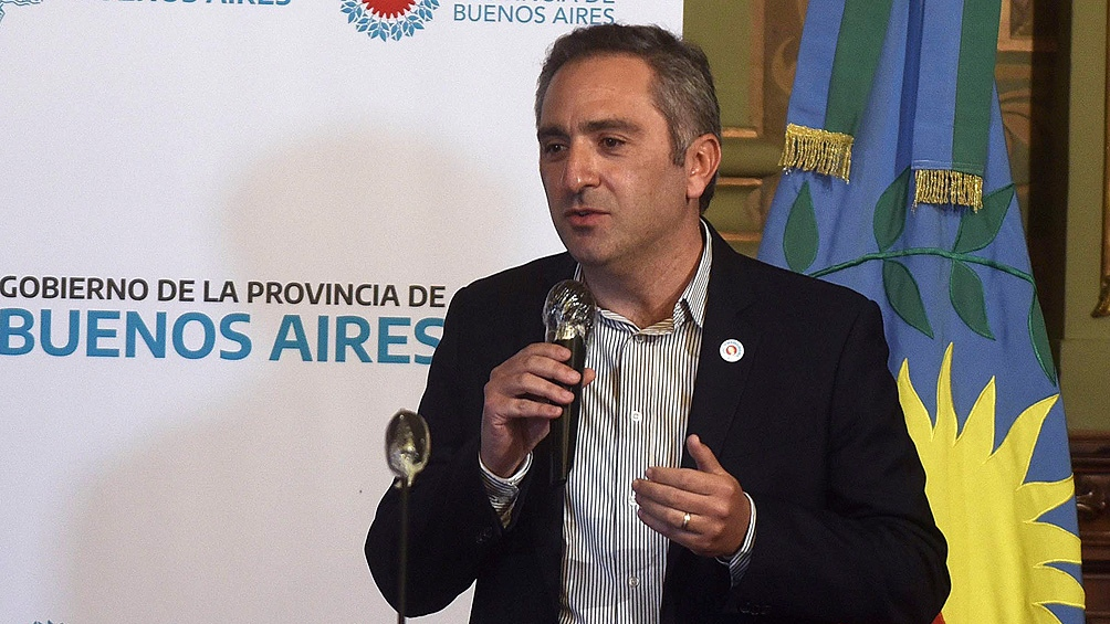 """La pandemia genera """"un escenario complejo para la Argentina y el mundo entero"""", expresó el ministro de Desarrollo de la Comunidad."""