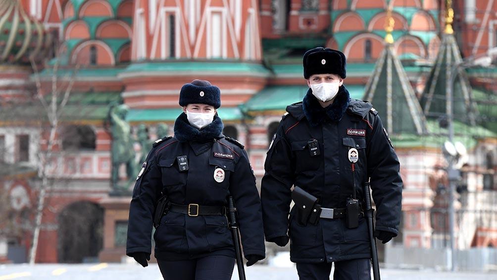 Récord de muertes en Moscú y San Petersburgo. Hay alarma por el avance de la variante Delta.