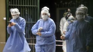 Ciudad: reportan 1.290 nuevos casos y 27 muertes en las últimas 24 horas