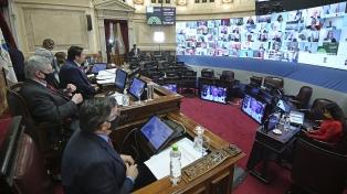 El bloque oficialista asegura que la bicameral de Vicentin fue aprobada con la mayoría necesaria