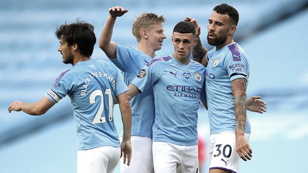 El TAS levanta la sanción al Manchester City que podrá jugar la Champions League