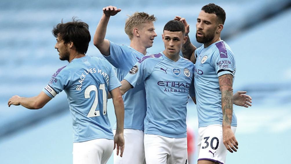 El Manchester City manifestó su satisfacción con la resolución que valida la posición del Club.