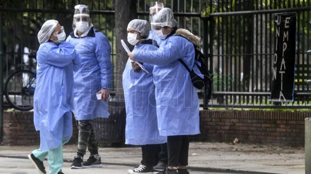 Ciudad: se reportaron 1.398 nuevos casos y 8 muertes en las últimas 24 horas