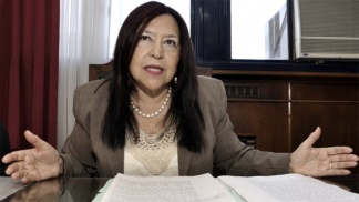 Ana María Figueroa, magistrada de la Cámara de Casación Penal