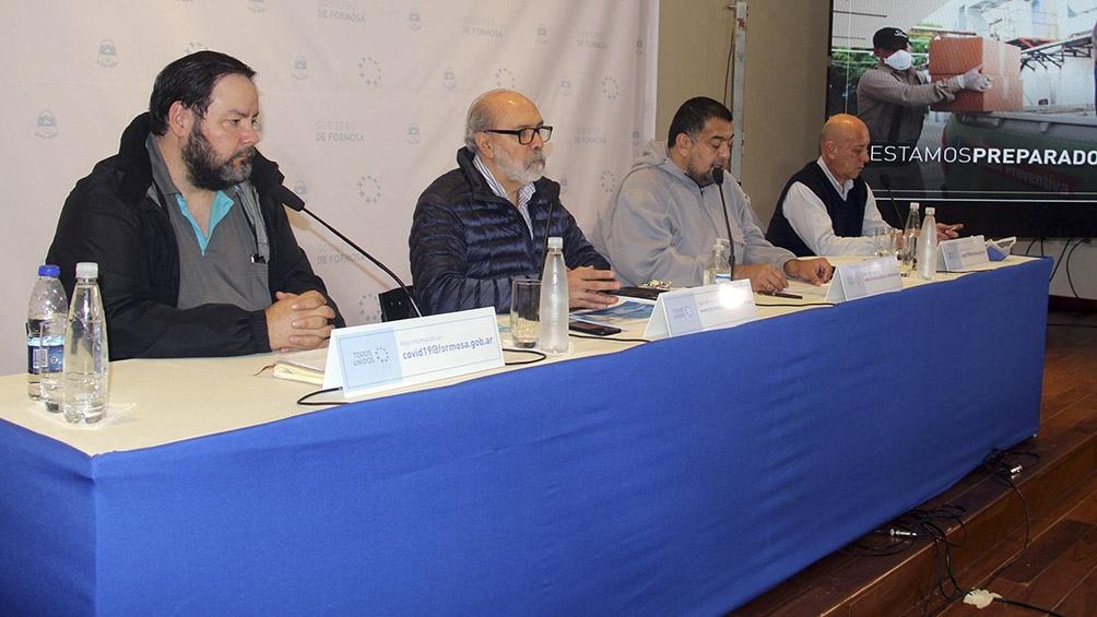 Formosa reinicia el Programa de Ingreso Administrado y Ordenado a la provincia.