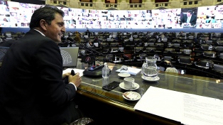 El oficialismo buscará sancionar la próxima semana el proyecto del Fondo del Anses