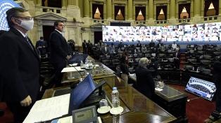 Diputados convertirá en ley el proyecto sostenibilidad de la deuda pública