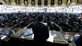 El oficialismo busca acuerdo con los bloques opositores en Diputados para sancionar proyecto de moratoria