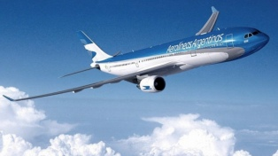 Aerolíneas Argentinas realizará nuevos vuelos a Shangái y Madrid