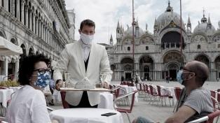 Italia: siete muertos y descenso en la curva de contagios