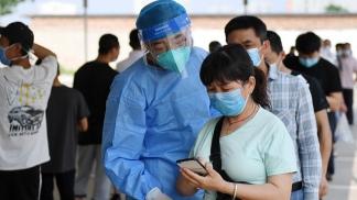 La epidemia ha sido mayormente controlada en la China continental