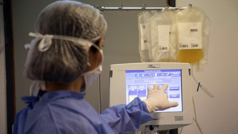 Cayo a nivel mundial la mortalidad por coronavirus en terapia intensiva