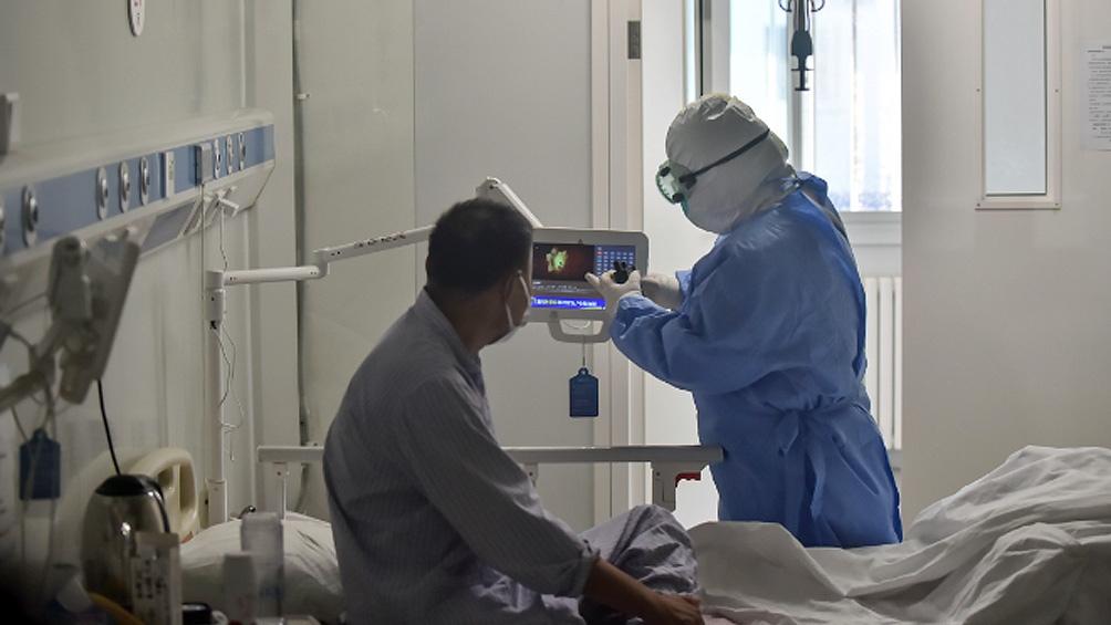En la localidad 707 personas se encuentran cursando el virus, mientras que 370 ya se recuperaron.