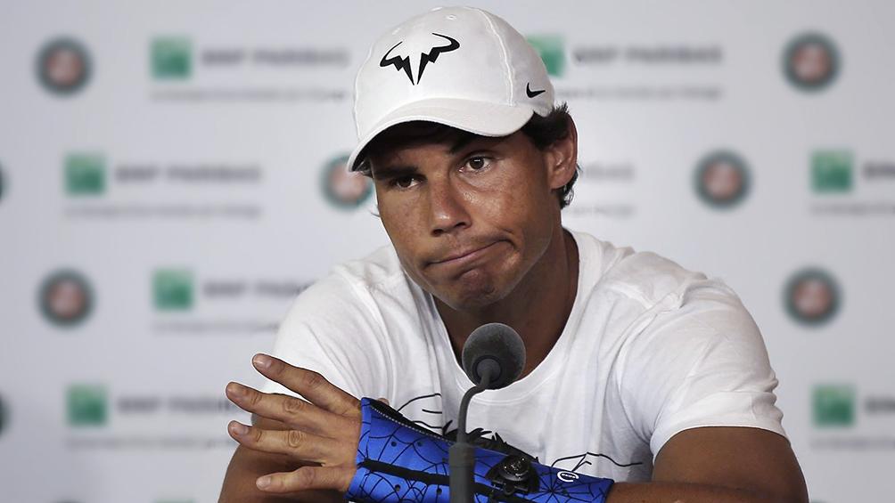 Nadal criticó la iniciativa de Djokovic de crear un sindicato de jugadores