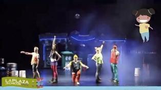 Wi fi Fest La Fiesta desenchufada: una función virtual gratuita de clown y percusión