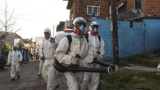 Se reportaron 976 nuevos casos y 25 muertes en las últimas 24 horas en la Ciudad