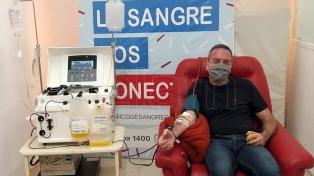 """El presidente de la Comisión de Salud asegura que el proyecto de donación de plasma """"va a salir"""""""