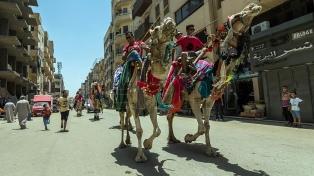 Egipto pone fin a su cuarentena pese a ser el país de África con más muertes