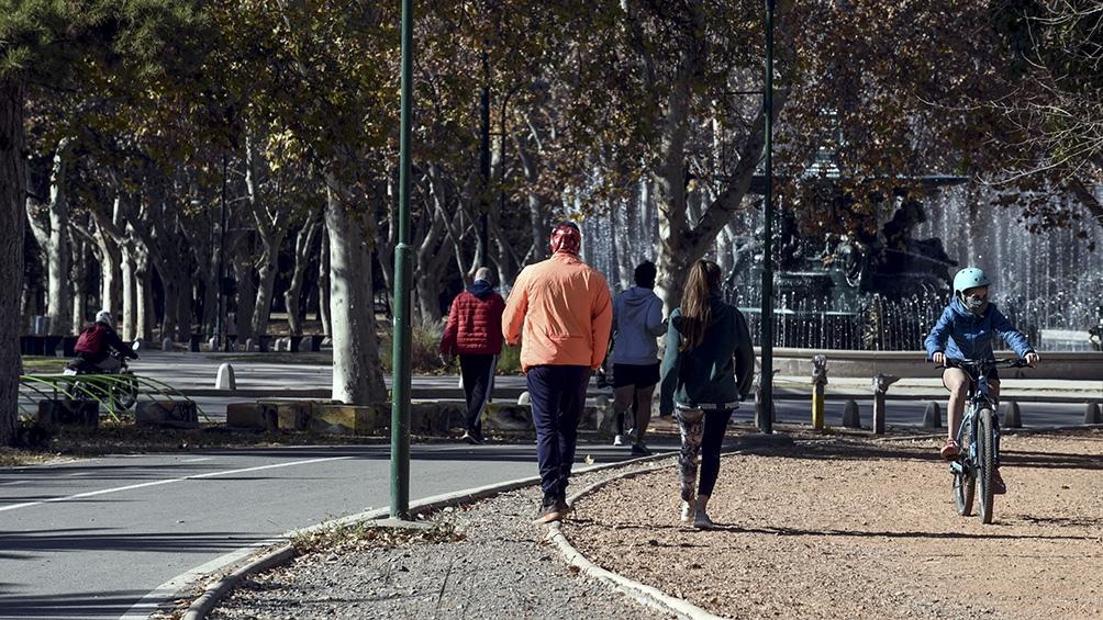 """""""La planificación de la Ciudad de Mendoza pone en el centro de la escena a las personas"""", dijo el intendente."""