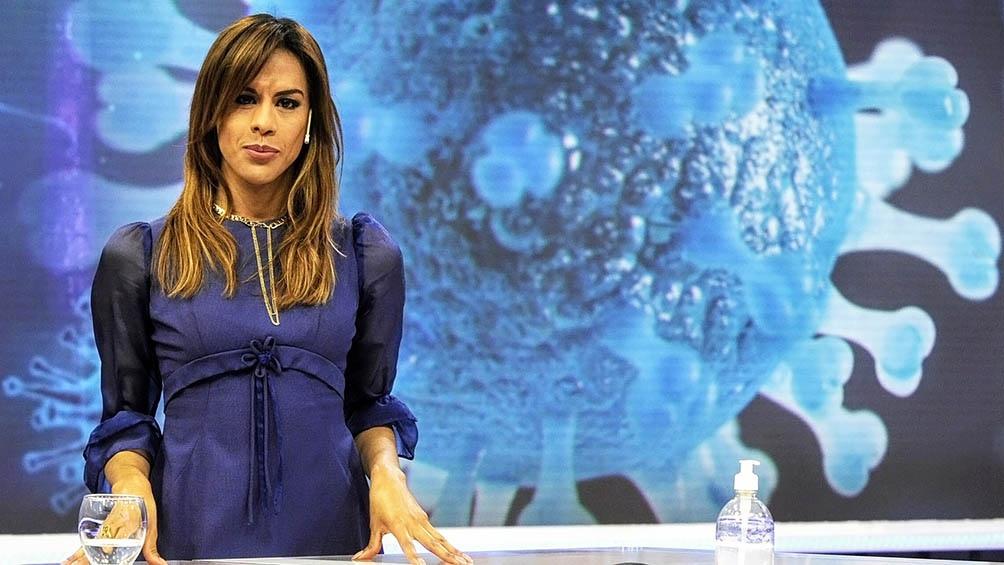 Diana Zurco - Foto gentileza Tv Pública