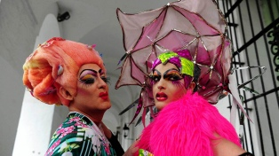 El Día Internacional del Orgullo LGBTI+, en imágenes