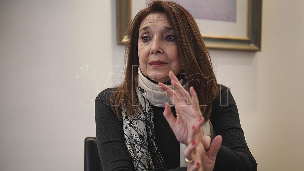 Murió por coronavirus la diputada provincial de Catamarca María Teresita Colombo