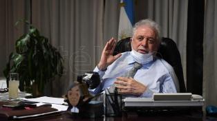 """Ginés González García: """"Sabemos de las dificultades y los sacrificios de los argentinos"""""""