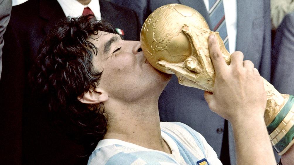 Maradona se consagró en México ´86