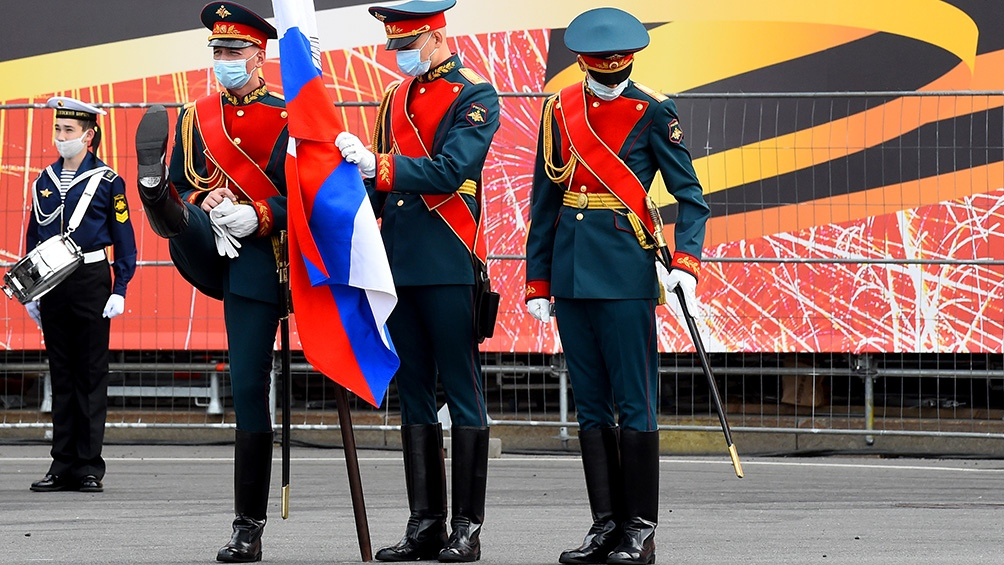 """""""Tomé la decisión de concluir las actividades"""", informó el ministro de Defensa ruso, Serguei Shoigu."""