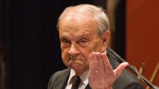 Festejan los 94 años del gran pianista y compositor Atilio Stampone