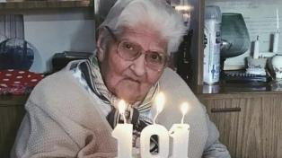 A los 102 años murió la madre de Hugo Moyano