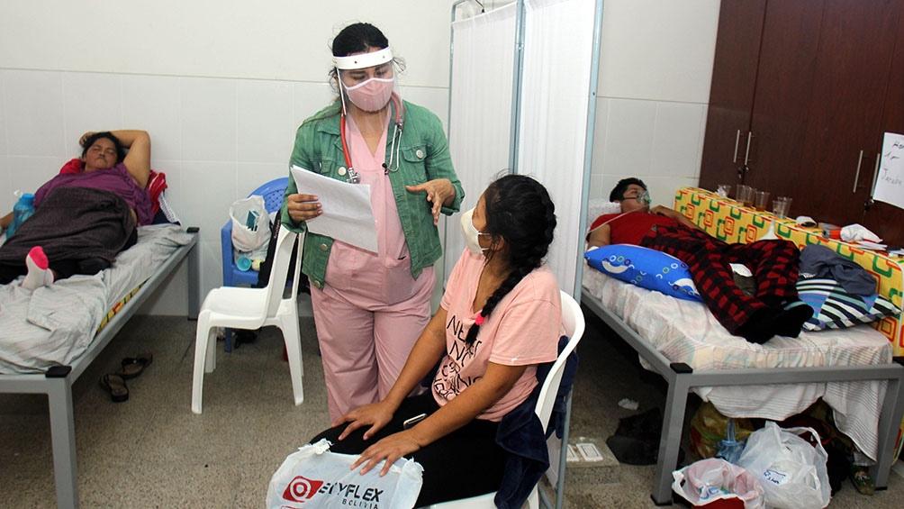 Bolivia tiene declarados estados de emergencia sanitaria y de calamidad pública