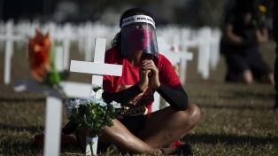 Brasil registra 1.237 nuevos muertos y el total llega a 98.500