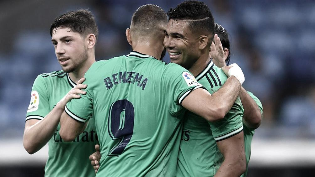 El líder Real Madrid quiere estirar su ventaja frente al Getafe