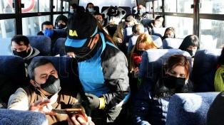 Solo el 17% de los pasajeros que antes de la pandemia usaba el transporte público viajó el jueves en AMBA