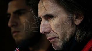 "Gareca admitió que no guarda ""rencor"" a Bilardo, por quedar fuera en México '86"