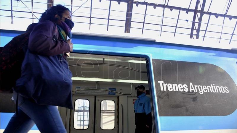 Conciliación obligatoria: Trabajo dejó sin efecto el paro de maquinistas de trenes