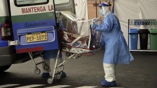 Ecuador bordea los 68.000 contagios, con una importante alza en Quito